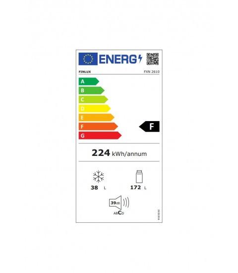 Eticheta energetica Finlux FXN 2610