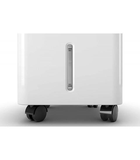 Racitor de aer portabil Olimpia Splendid Peler 6C, 75 W, 450 m3/h, Timmer, 3 viteze, Afisaj tactil, silentios, filtru anti-praf