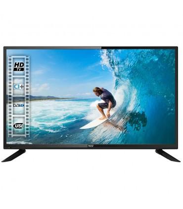 Televizor LED NEI 32NE4000, 80 cm, plat, clasa F, negru, 8kg