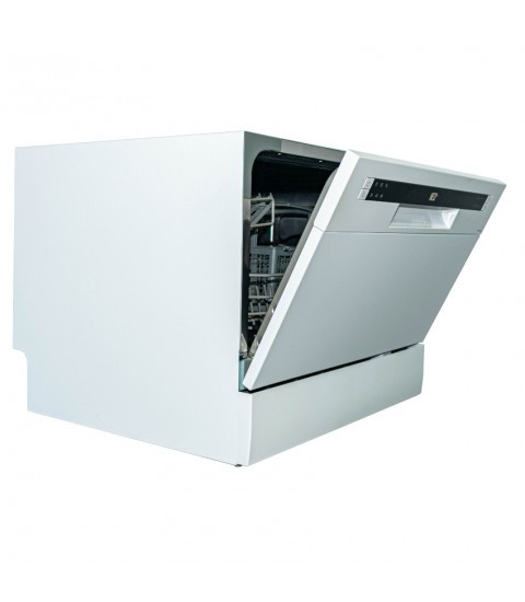 Masina de spalat vase compacta NEO DW-TT0655W, clasa A++, alba