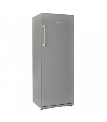 Frigider pentru depozitare cu o usa, Snaige CF27SM-T1CB0FQ Clasa F, 237 l, H 163 cm, Inox
