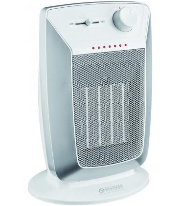 Aeroterma electrica cu ventilator Olimpia Splendid Caldostile M , tehnologie ceramica, 2000 W, termostat, alb
