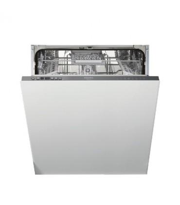 Masina de spalat vase incorporabila HOTPOINT ARISTON HI 5010 C, 13 seturi, 6 programe, 60 cm, Clasa F