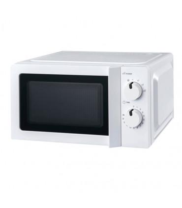 Cuptor cu microunde Electra MWE-2027 Chef, volum 20 litri, 6 nivele de putere, alb