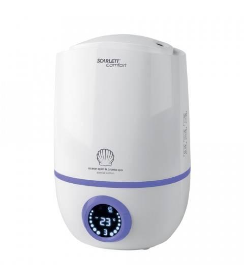 Umidificator de aer ultrasonic 2.3 litri Scarlett SC-AH986E06, control electronic