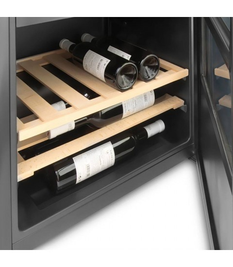 Vitrina de vinuri Philco PW 59 D, 59 sticle, display digital