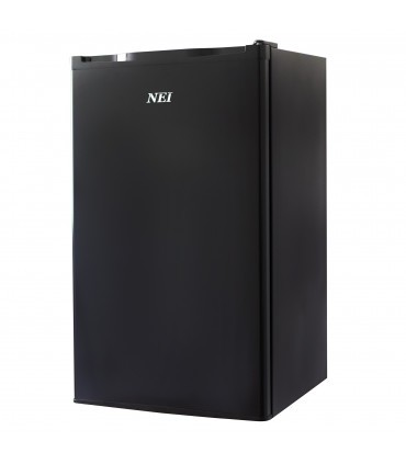 Frigider cu o usa NEI MR-101 B, 85 litri, Clasa A+, negru