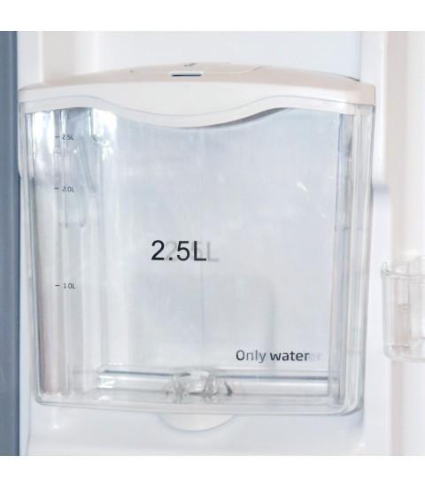 Frigider cu doua usi NEI MRF-250 DB, clasa A+, 224 l, dozator apa