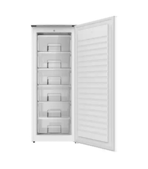 Congelator vertical NEO FD-168 WA + SK,168 l,6 sertare, Clasa A+,H 143 cm,alb