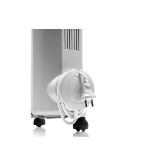 Calorifer electric cu ulei DeLonghi TRRS 1225 , 2500W, 12 elementi
