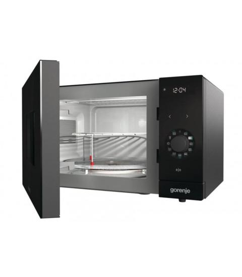 Cuptor cu microunde Gorenje MO235SYB, 23 l, 900 W, negru