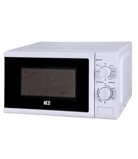 Cuptor cu microunde NEO MWO-MG7022W, 20 l, 700 W, alb