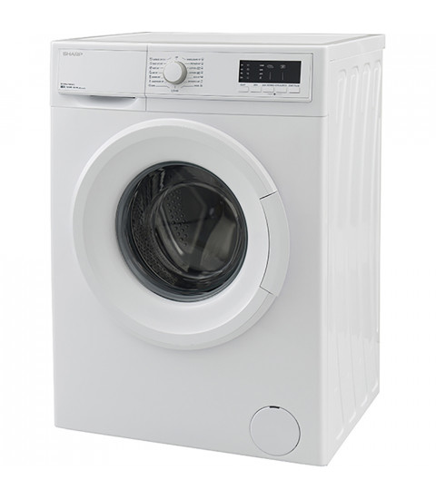 Masina de spalat rufe Sharp ES-HFA7103W3D Clasa A +++,1000 Rpm,Alb