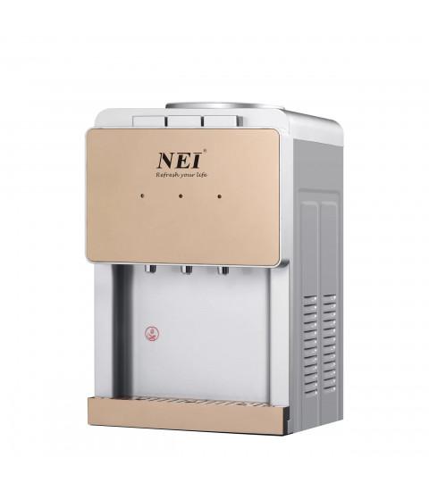 Dozator apa de birou NEI HSM-310TB, cu compresor, Gold