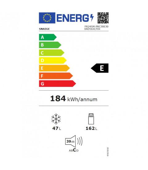 Eticheta energetica Snaige FR24SM-PRC30E