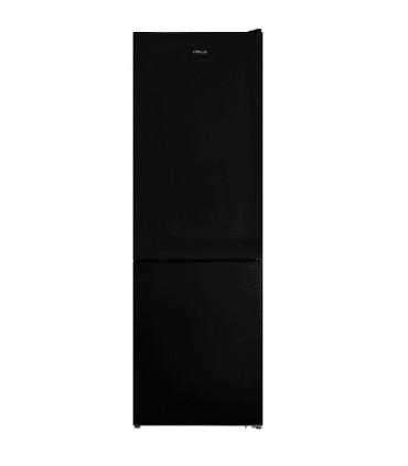Frigider cu doua usi Finlux FXCA 3797NF ,NO FROST , Clasa F , 295 L, H 186 cm, Negru