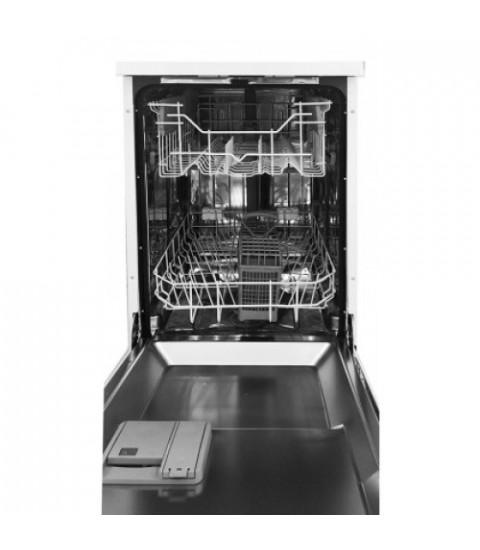 Masina spalat vase incorporabila slim Snaige SNDB-45, clasa E, 10 seturi, 6 programe, 45 cm