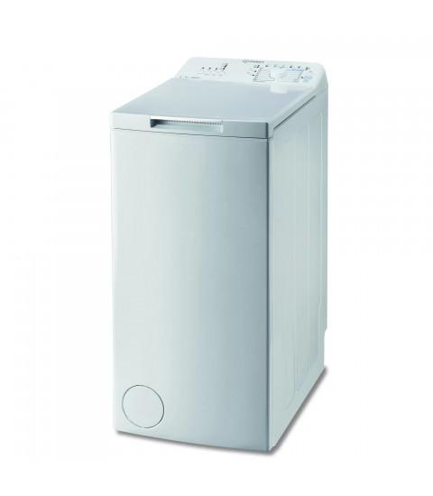 Masina de spalat rufe Indesit BTWA51052, 5 kg, 1000 RPM, Clasa A++