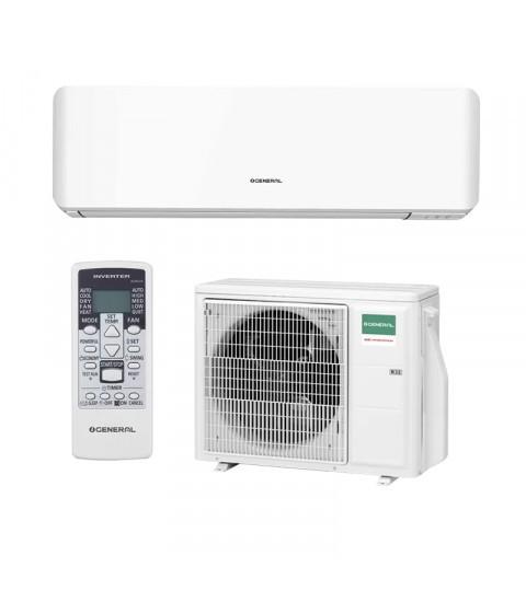 Aer conditionat Inverter Fujitsu General ASHG09KPCA/AOHG09KPCA, 9000 BTU, clasa A ++