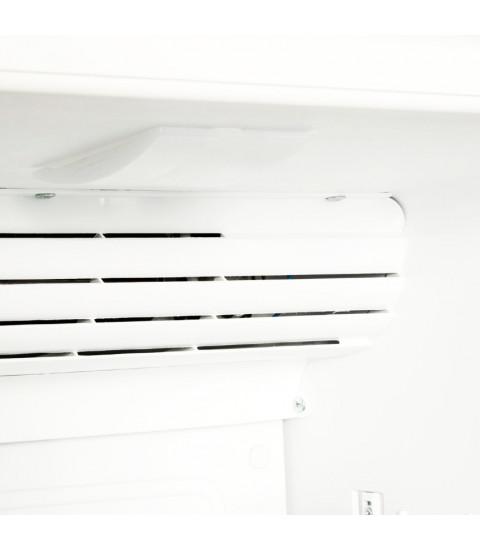 Vitrina frigorifica Snaige CD40DM-S3002E, 360 l, control mecanic, H 202 cm, alba