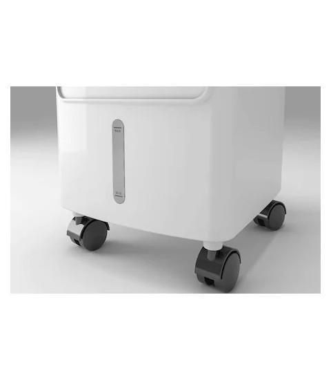 Racitor de aer portabil Olimpia Splendid Peler 4D, 75 W, 350 m3/h,Alb
